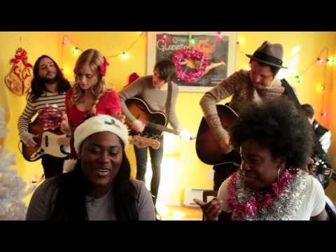 Danielle Brooks - Jolly Christmas Medley (Official Music Video)
