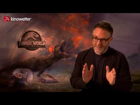Interview Colin Trevorrow  JURASSIC WORLD: FALLEN KINGDOM