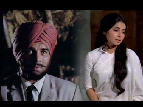 Jhilmil Sitaaron Ka Aangan Hoga (Sad) - Dharmendra, Raakhee - Jeevan Mrityu