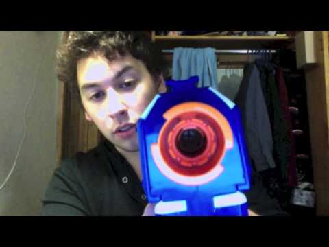 Nerf Elite Retaliator Basic Mod Tutorial