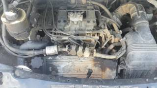 Engine - Car recycler parts Renault Espace, III 1997 3.0 V6 24V 140kW Gasoline Automatic Minivan