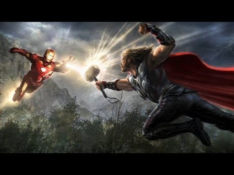 Top 10 Superhero Movie Duels video
