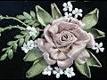 МК Роза вышивка лентами mp3