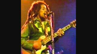 Bob Marley And The Wailers No Woman No Cry Live Version 1975