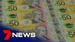 Spelling error on Australian $50 note | 7NEWS