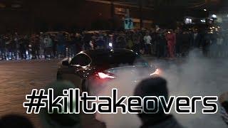 Đi quay phóng sự Đua xe Bạo Loạn tại Mỹ #KillTakeOvers
