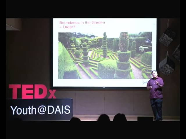 India is not chaotic: Devdutt Pattanaik at TEDxYouth@DAIS