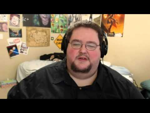 Another Google Hangout w Boogie2988