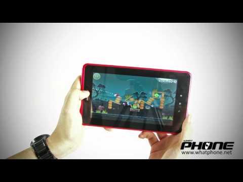 Vdo Review I-mobile I-note Lite video
