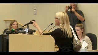 Outraged Fullerton citizens react to Kelly Thomas beating tape