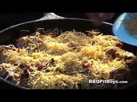 Black Iron Potatoes Recipe by the BBQ Pit Boys