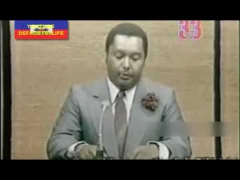 L'inauguration rtnh Par Jean Claude Duvalier Le 23 Decembre 1979