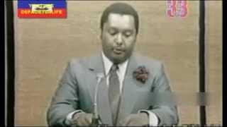 VIDEO: Jean Claude Duvalier Inauguration RTNH - 23 Decembre 1979