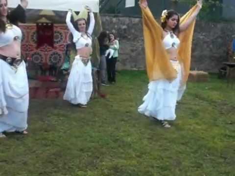 Arabesk Troupe Vilar de Andorinho 2012