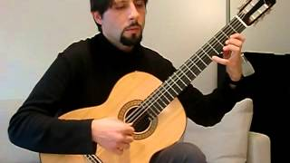 Quando Quando (Classical Guitar Arrangement by Giuseppe Torrisi - Performed  by Santy Masciarò)