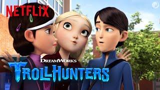 Trollhunters | Strangers in Arcadia | Netflix