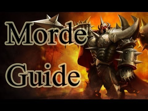League of Legends - Mordekaiser Guide Full Gameplay