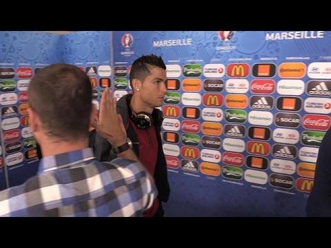 Diepgaand interview met Cristiano Ronaldo - VOETBAL INSIDE
