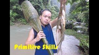 Primitive Skills: Freshwater Fish Trap