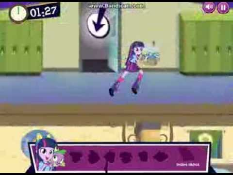 My Little Pony Equestria Girls: Dash For The Crown Part 2