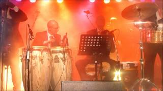 Roberto Pla & His Latin Ensamble @ Glastonbury 2013