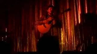 Dustin Kensrue - Round Here (Counting Crows cover)