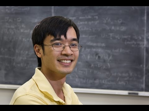Math Prodigy Terence Tao, UCLA