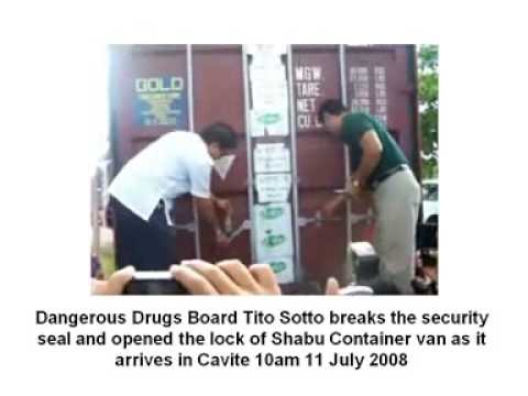 Olongapo City Subic Bay Dangerous Drugs Shabu SBMA Video