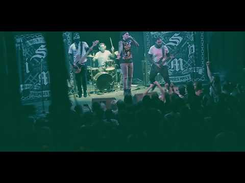 """SHARKS IN YOUR MOUTH - """"Insanity"""" (Official Live Video HD)"""