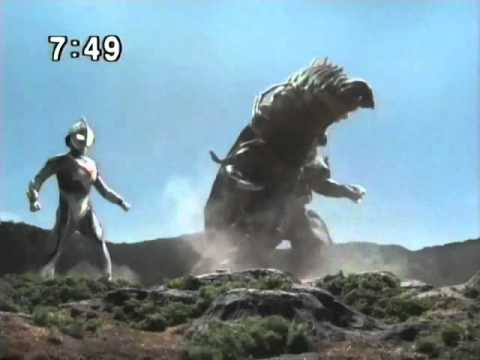 Ultraman Nexus vs Bugbuzun