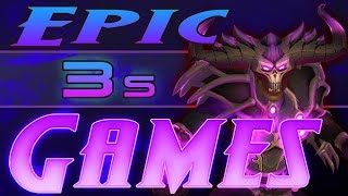 Epic 3s games
