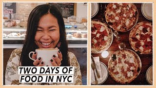 Two More Days of FOOD in New York City | NYC Travel Vlog
