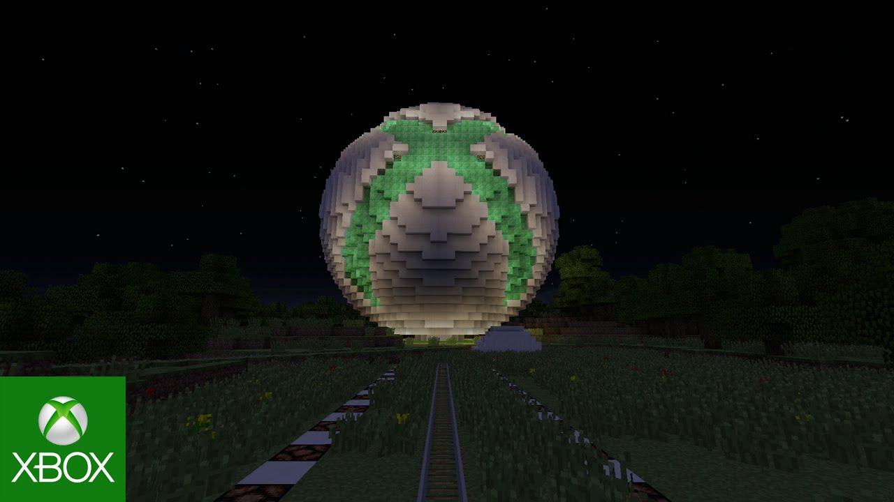 Minecraft Xbox One Edition Trailer YouTube