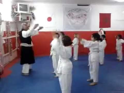 Shorinji kempo in Morocco (The city of Agadir) PART ONE Image 1