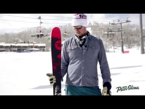 2014 Rossignol Sin 7 Ski Review by Peter Glenn