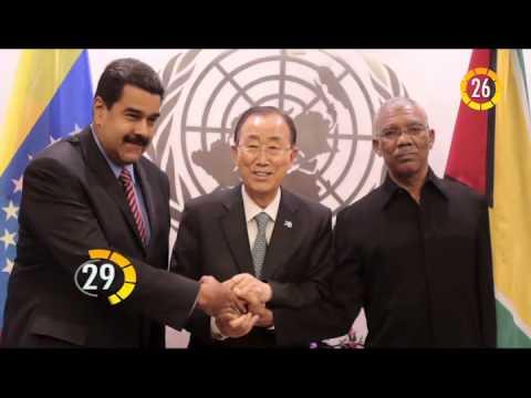 In 60 Seconds: Venezuela and Guyana to send ambassadors back
