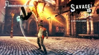 DmC: Devil May Cry - Where does the time go?, Looks like it's your lucky day
