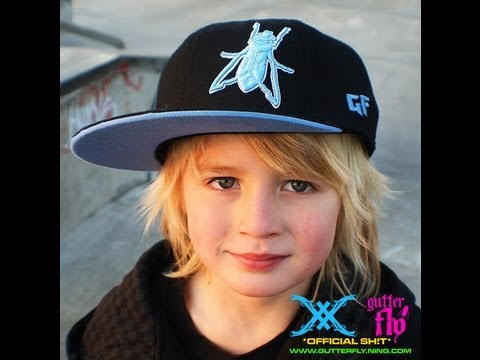 Cool skateboarder Schaeffer McLean hitting up skateparks mainly in the North of England. ~Aged only just 6 years old, He airs over 3 people in this video. ht...