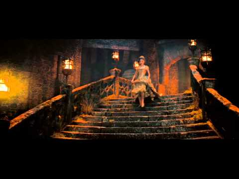 Disney's INTO THE WOODS | Clip | On The Steps Of The Palace