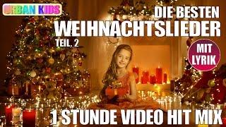 DIE BESTEN WEIHNACHTSLIEDER ZUM MITSINGEN ► VIDEO HIT MIX ► (1 STUNDE) CHRISTMAS HITS ► MIT LYRIK