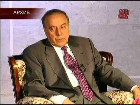 Гейдар Алиев - Официальная биография
