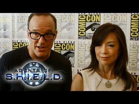 Clark Gregg Talks Agent Coulson's Future In SHIELD - Season 2