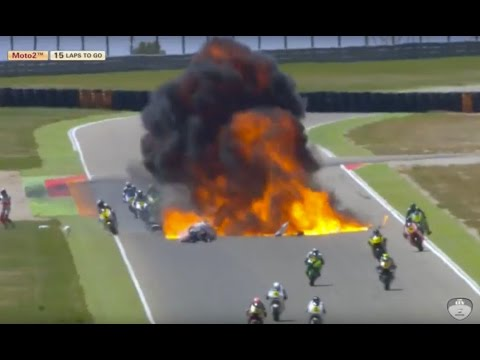 Best Motorsport Crashes of 2016
