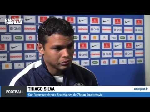 Exclu RMC SPORT / Thiago Silva :