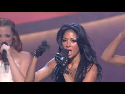 Buttons Live Hd (the Pussycat Dolls) video