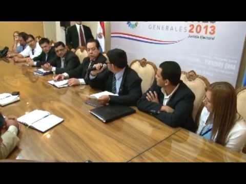 Ultiman detalles para envío de maletines electorales al exterior