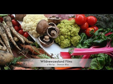 The Bounty of New Zealand (Pilot show - How to find food for free)