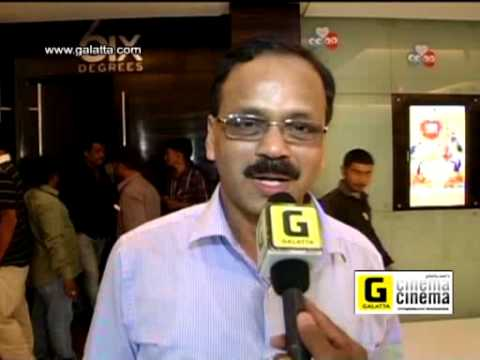 Celebrities talk about Vishwaroopam tamil stars reaction after premier show