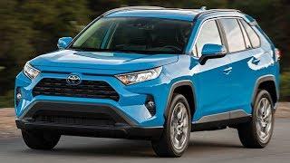 All-New 2019 Toyota RAV4 Review