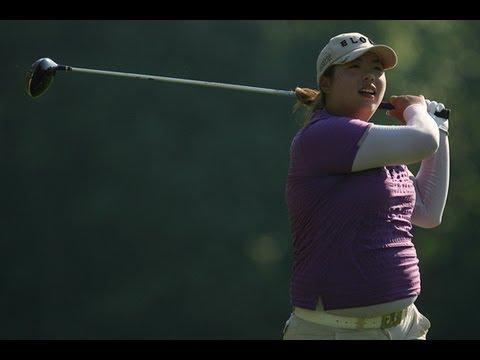 2013 Wegmans LPGA Championship: Shanshan Feng (Mandarin)